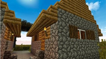 Default HD Texture Pack for Minecraft 1.8