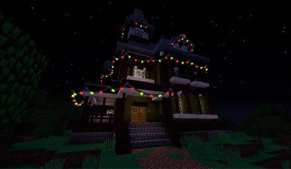 Fairy Lights Mod for Minecraft 1.8