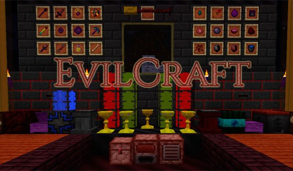 EvilCraft Mod for Minecraft 1.8 and 1.7.10