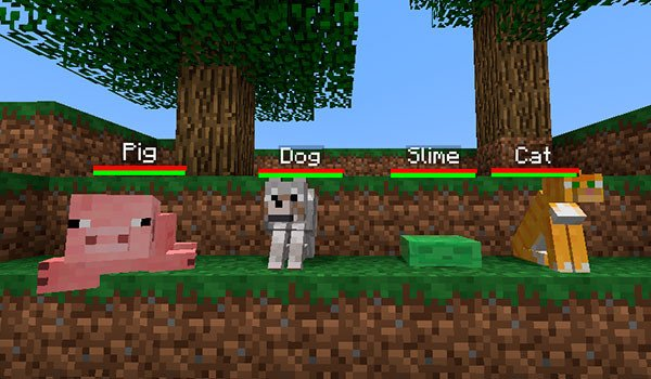 Useful Pets Mod for Minecraft 1.7.10