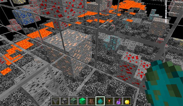 Xray Ultimate Texture Pack for Minecraft 1.10 and 1.9