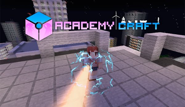 AcademyCraft Mod for Minecraft 1.7.10
