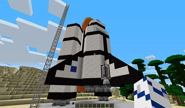 Advanced Rocketry Mod for Minecraft 1.10.2