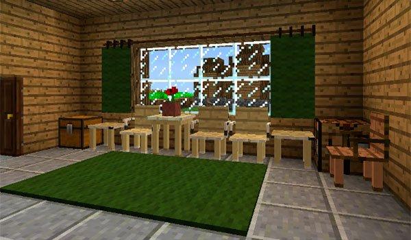 Decoration Mega Pack Mod for Minecraft 1.8