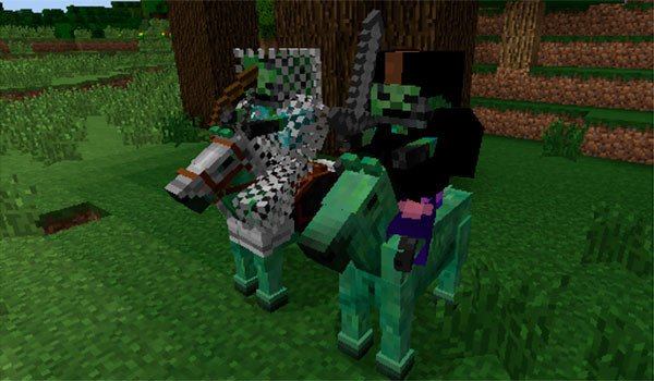 Ender Zoo Mod for Minecraft 1.8