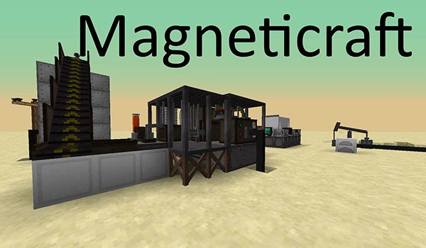 Magneticraft Mod for Minecraft 1.7.10