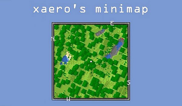 Xaero's Minimap Mod for Minecraft 1.10 and 1.10.2