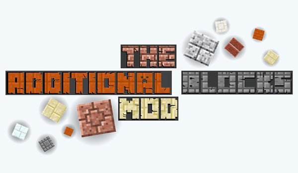 The Additional Blocks Mod for Minecraft 1.8
