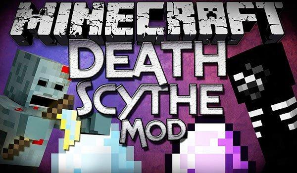 Death Scythe Mod for Minecraft 1.8