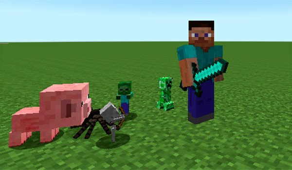 Iskall Mini Mobs Mod for Minecraft 1.7.10