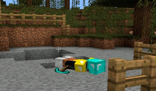 Lootable Bodies Mod for Minecraft 1.8
