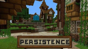 Persistence Texture Pack for Minecraft 1.8