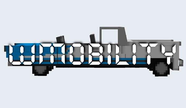 WMobility Mod for Minecraft 1.7.10