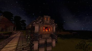 Creative One's Medieval Texture Pack for Minecraft 1.8