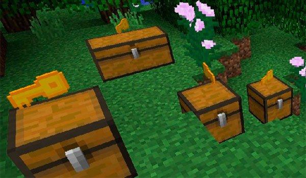 MrCrayfish's Key Mod for Minecraft 1.8