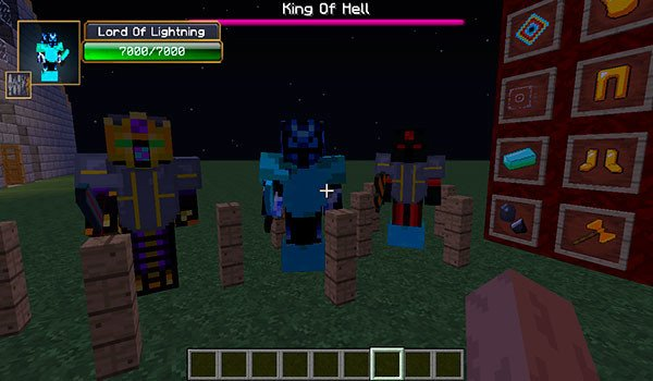 Mystical Rpg Mod for Minecraft 1.7.10