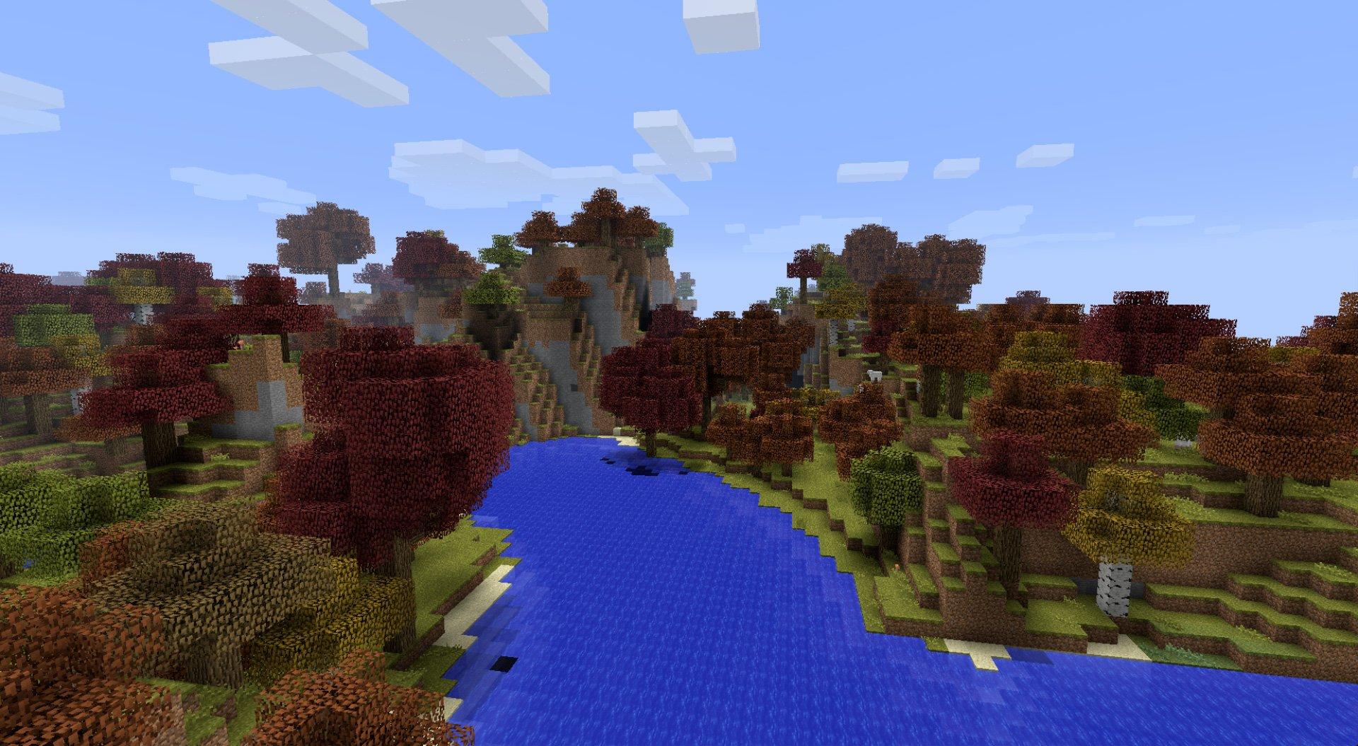 Biomes O Plenty Minecraft Mods