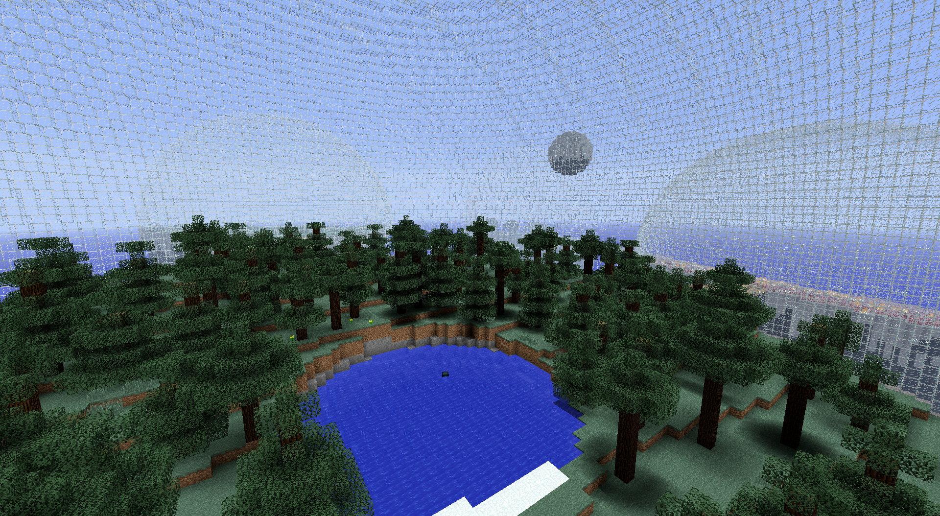 Biosphere Mod Minecraft Mods