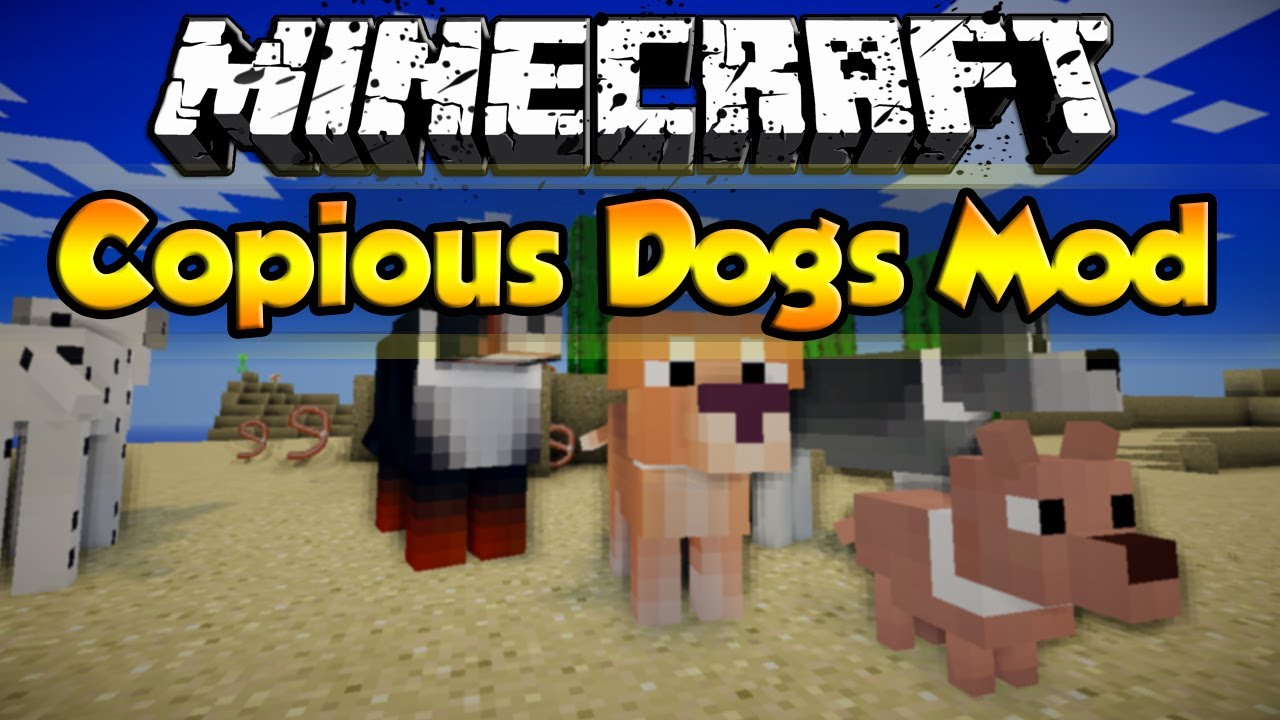 What Is The Dog Breed In Minecraft