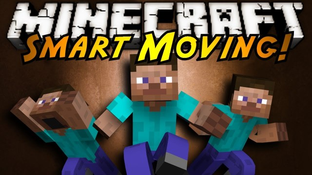 smart moving mod 1.10