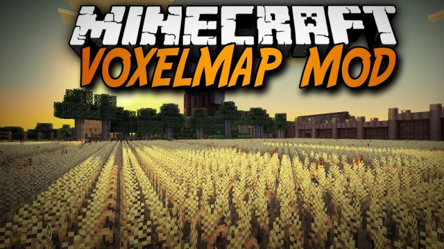 voxelmap minimap mod