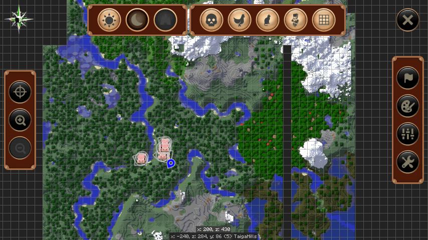 JourneyMap Mod for Minecraft 1.12/1.11.2/1.10.2/1.9.4 ...