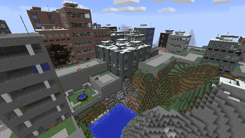 The Lost Cities Mod For Minecraft 11211112110219