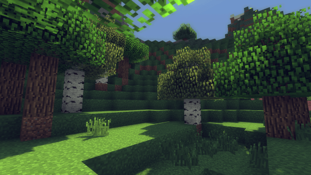 LikeMinecraft Shaders Mod Screenshot