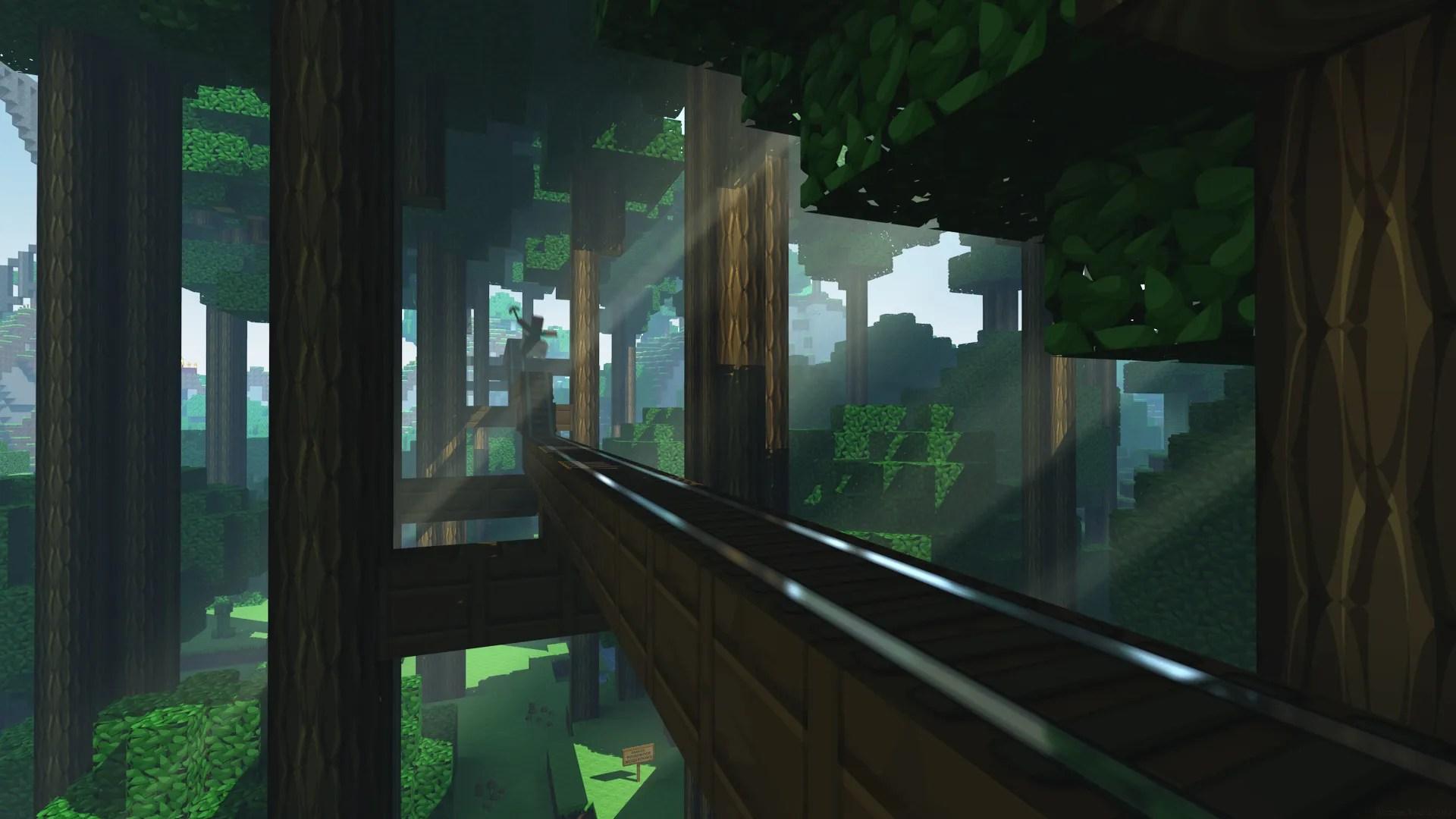 Top 10 Minecraft Wallpapers 4/10
