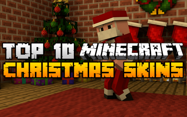 Top 10 Minecraft Christmas Skins