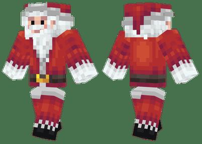 Santa Minecraft Skins