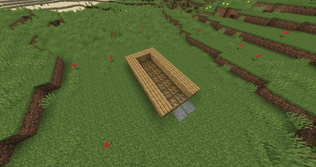Automatic TrapDoor Staircase - Survival Mode - Minecraft: Java