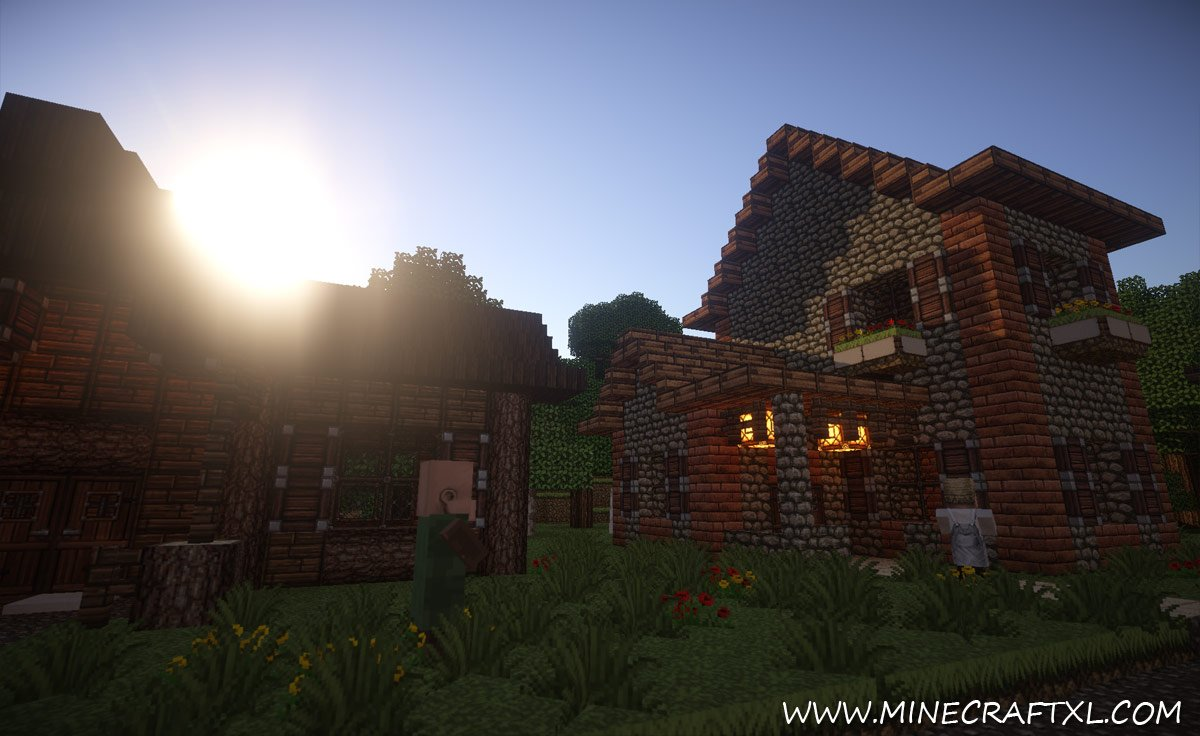 Mod Glsl Minecraft 6 Shaders 4 1