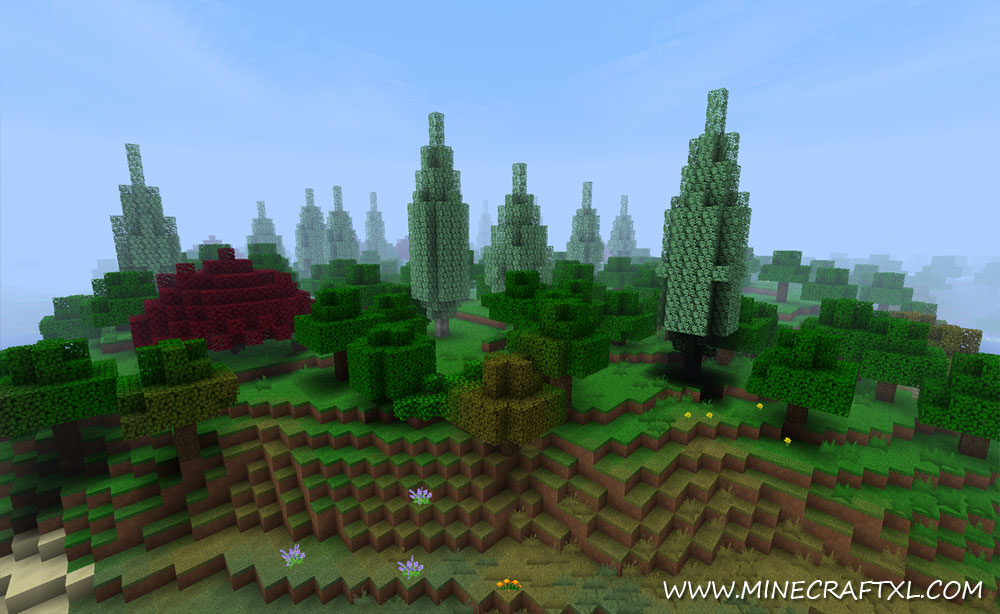 ExtraBiomes XL Mod Download For Minecraft 162 Minecraft XL