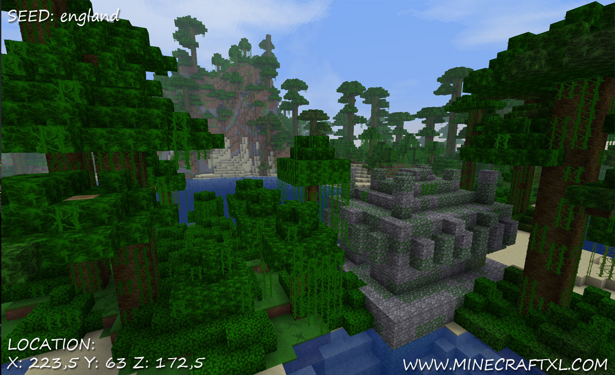 Forest Biome Good Forest Biome Seed