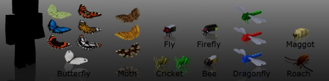 Mo'Creatures Mod for Minecraft 1.9, 1.8.8, 1.8 and 1.7.10