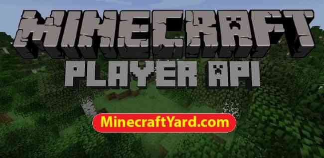 Player API for Minecraft 1.13.1/1.13/1.12.2