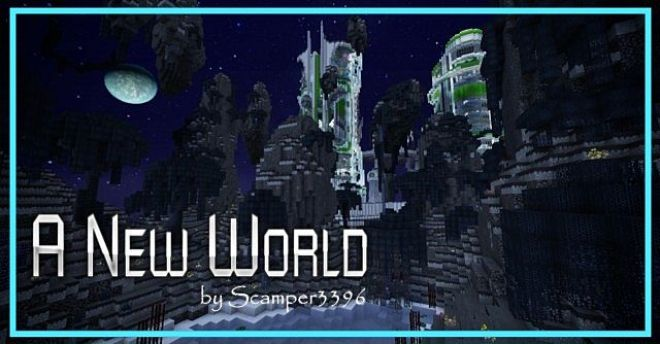 A New World Resource Pack