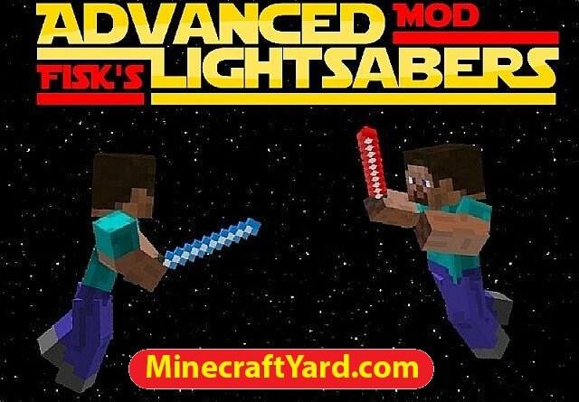 Advanced Lightsabers Mod 1.16.5/1.15.2