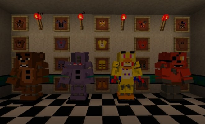 Five Nights at Freddy's 2 Resource Pack 1