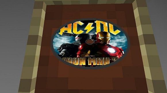 Iron Man 2 Resource Pack 7