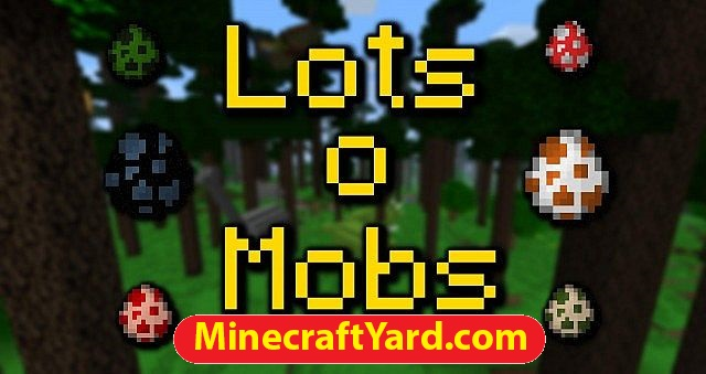 LotsOmobs 1.16.5/1.15.2