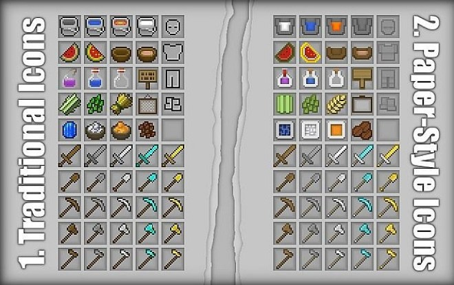 Paper Cut Out Resource Pack 4