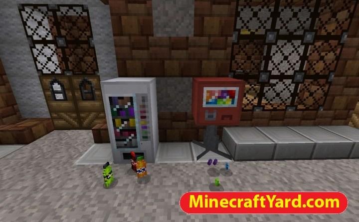 Vending Machines 1.14/1.13.2/1.12.2/1.11.2