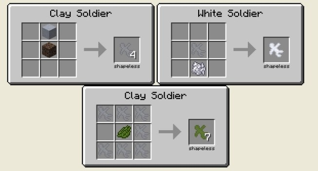 Clay Soldiers 7