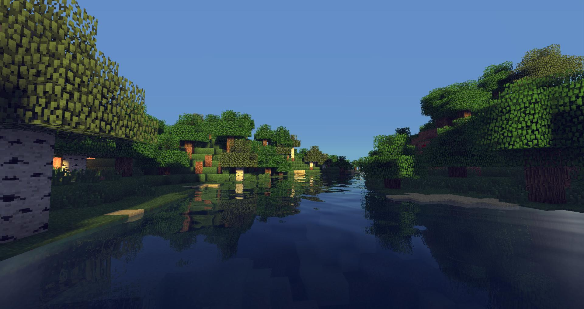 4 6 1 Mod Minecraft Shaders Glsl