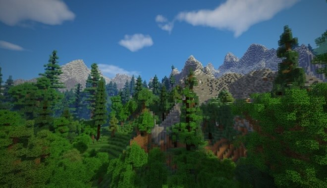 Chocapic13s Shaders Mod
