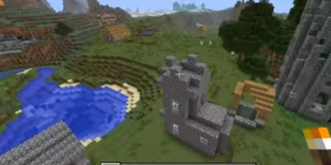 Ruins Mod for Minecraft 1.8.8 Download