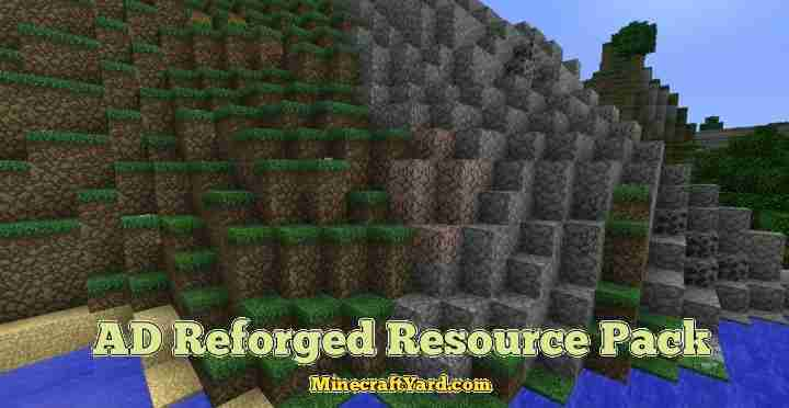 AD Reforged Resource Pack 1.13.1/1.13/1.12.2