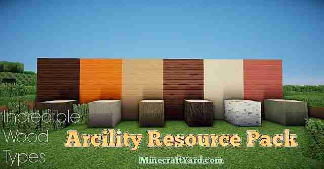 Arcility Resource Pack 1.16.5/1.15.2